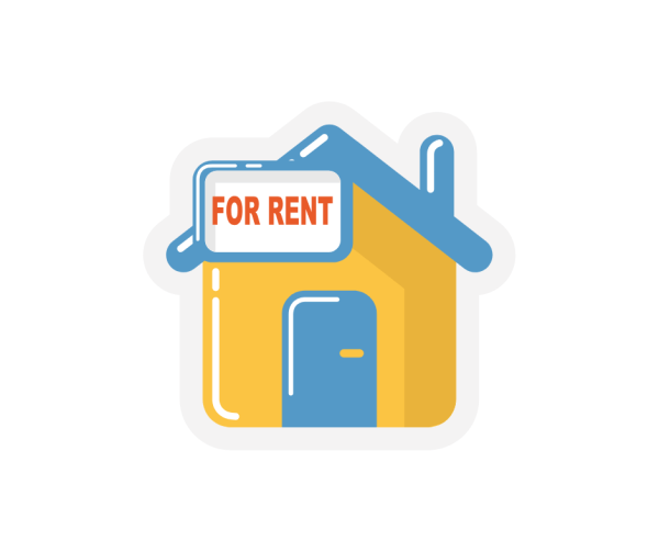 Aluguel de casa 1