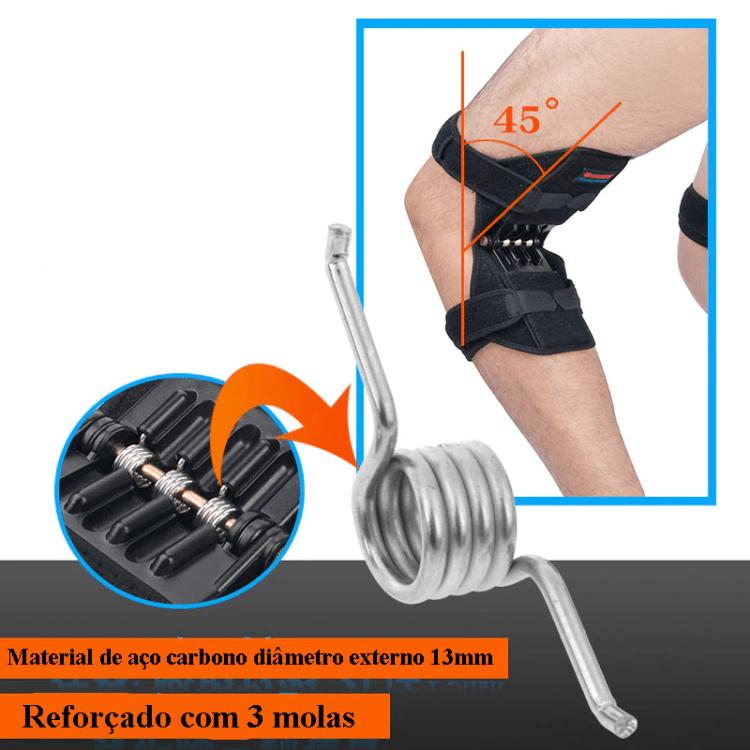 JOELHEIRA ORTOFIT - Suporte avançado de joelho 2