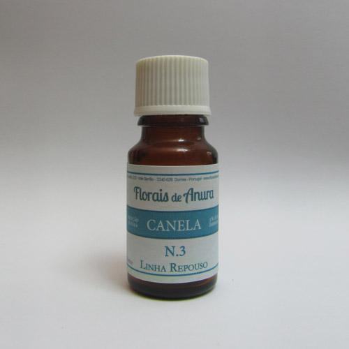 Solução Oleosa Canela