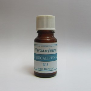 Solução Oleosa N.5 Eucalipto