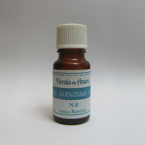Solução Oleosa N.8 Alfazema