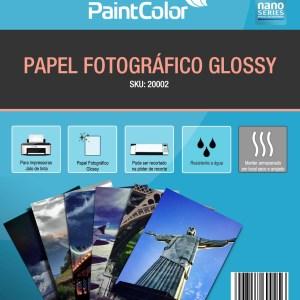 Papel Fotográfico Glossy A4 135g 20 Folhas