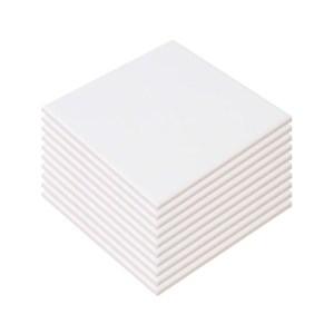 Azulejo para Sublimação 20x20 cm - 10 Unidades
