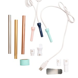 Foil Quill We R Ferramenta Para Aplicação de Foil - Kit Completo