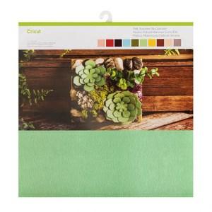 Papel Cartão 10 Cores Verão Céu - Cricut Cardstock 30x30 cm - 10 Folhas
