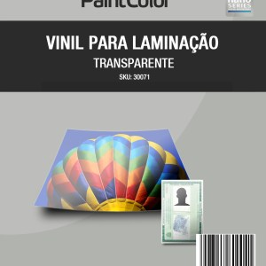 Vinil Para Laminação a Frio A4 - 10 Folhas