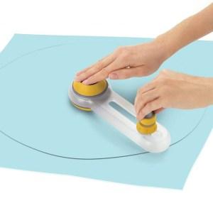 Cortador de Círculos Rotativo EK Tools
