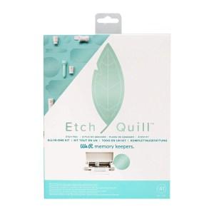 Etch Quill We R - Gravação em Plástico e Acetato