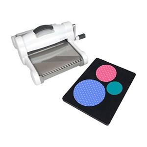 Sizzix Big Shot Pro Fabric Series - Máquina de Corte e Vinco Manual