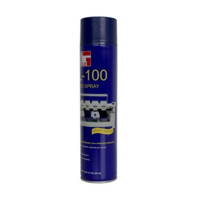 Cola Adesiva Spray Repositora para Base de Corte 500mL