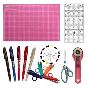 Kit de Materiais para Costura Criativa com Base A3