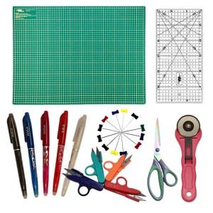 Kit de Materiais para Costura Criativa com Base A2