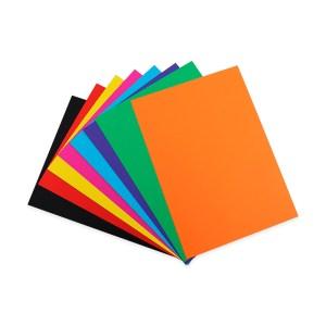 Papel Nano Color Plus 180g A4 - 5 Folhas