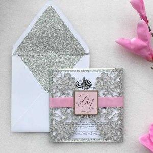 Pó para Embossing Moxy Glitter Prata American Craft