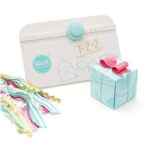 123 Punch Board We R - Ferramenta de Envelopes e Caixas