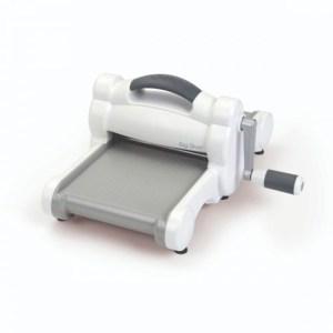 Sizzix Big Shot Machine Only - Máquina de Corte e Vinco