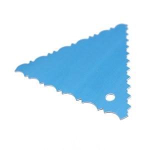 Triângulo para decoração -  Onda