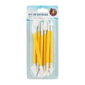 Kit Estecas com 8 unidades