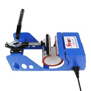 Prensa Térmica Digital Caneca 110Z STC Blue 220v