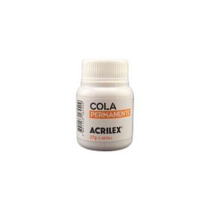 Cola Permanente 37grs - Acrilex