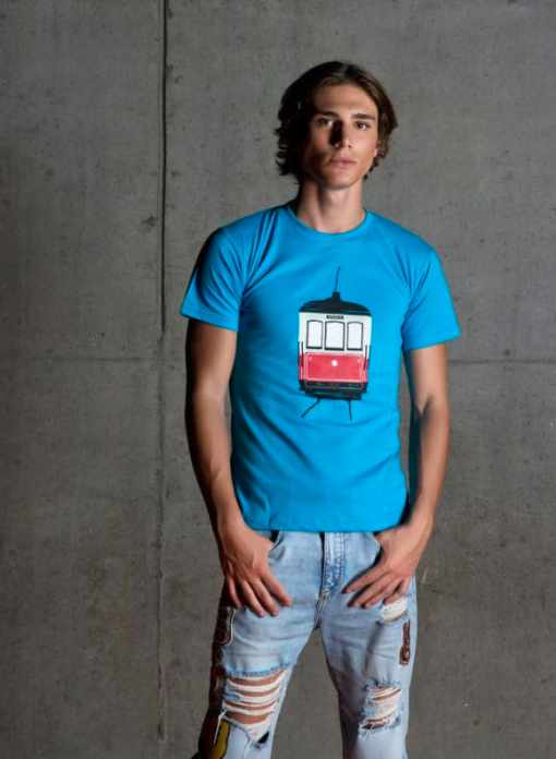 T-shirt Eléctrico de Sintra