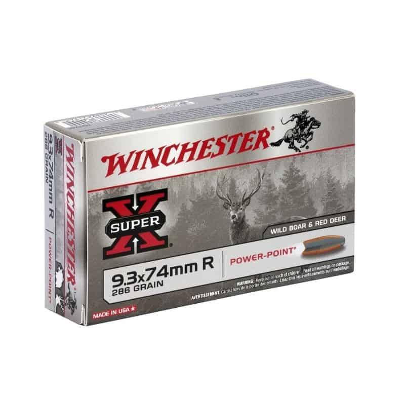 Mun. Winchester 9,3.x 74 Rem 175 gr PP_lojaamster