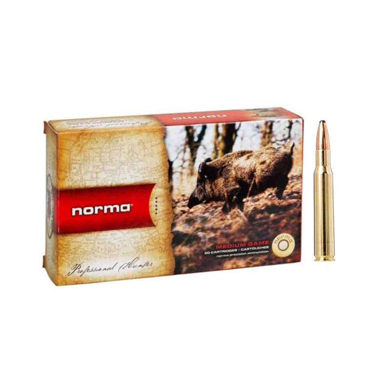 Municao-CG-Norma-30-06-SPB-New-Oryx-180-Gr