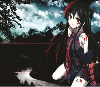 Anime Naruto Wallpaper Girl Mouse Pad Akame Akame Ga Kill Akame Ga Kill Mouse Pad