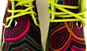 Bota tênis de mola criança (tam. 27 / 18cm)