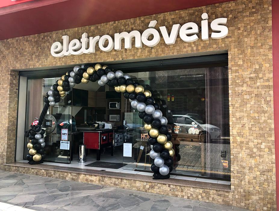 fachada eletromoveis