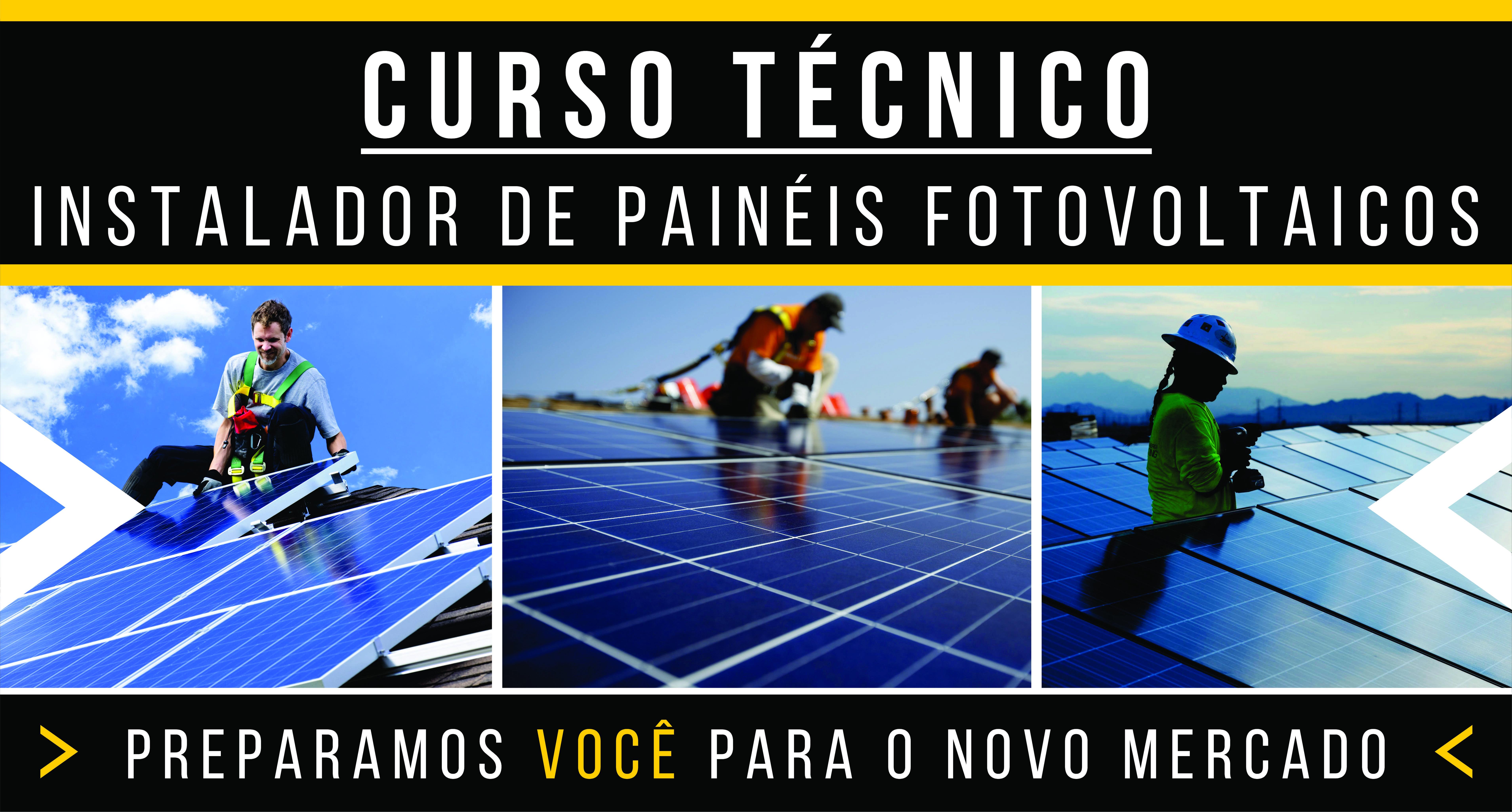 Curso de Energia Solar Fotovoltaica Porto Alegre 2018