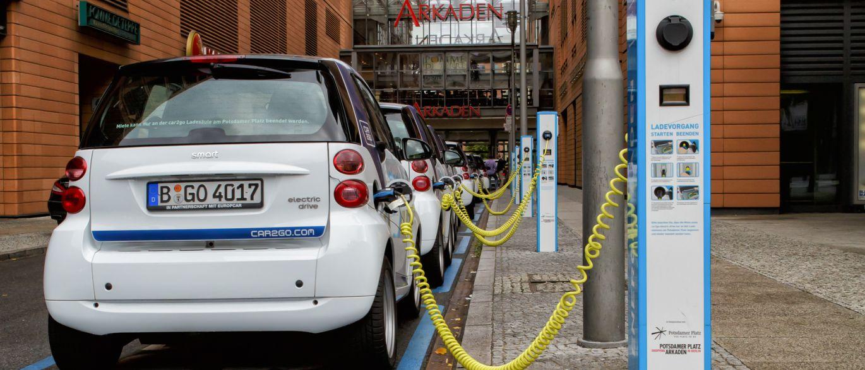 Redução de IPI de Carros elétricos