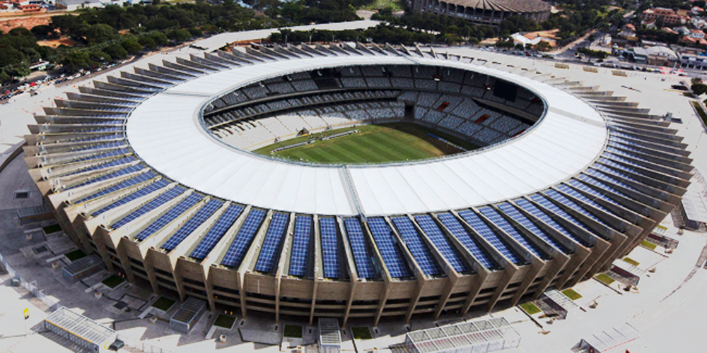 O Brasil importa 30 vezes mais energia do que gera com sol
