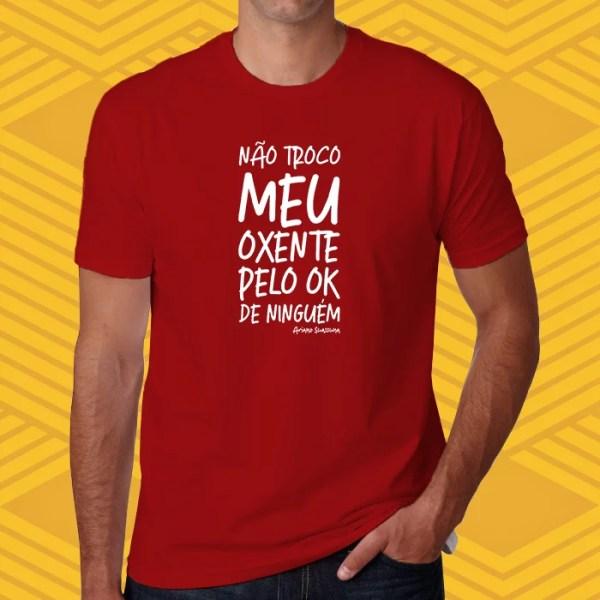 Camiseta Ariano Suassuna Unissex