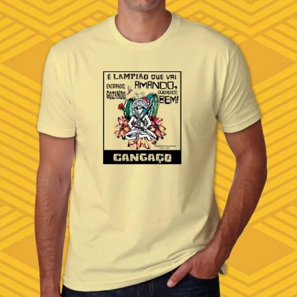 Camiseta Lampião Unissex