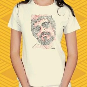 Camiseta Raul Seixas Baby Look