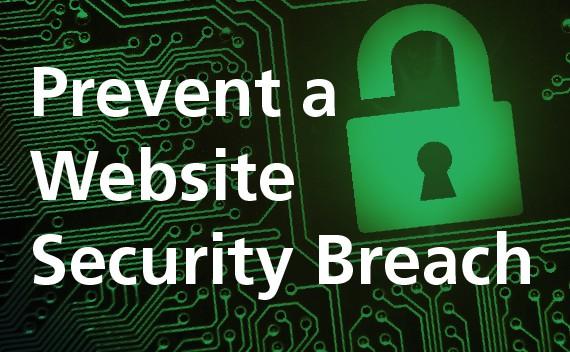 Website Security Breach