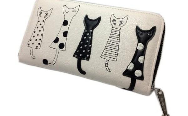 【猫好き必見♪】かわいい猫財布をひたすら集めてみた!【合皮】
