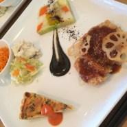 【名古屋市】ダイエット中も安心♪「にんじん」でオーガニックなランチを食べたよ♪@南大高