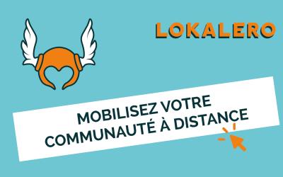 Mobilisez votre communauté de donateurs à distance avec le Livestream LOKALERO