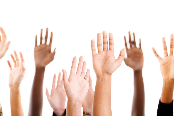 De frivillige og kommunen