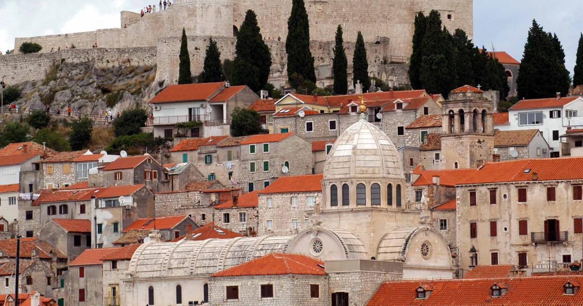 'Cijeli svijet dolazi u Šibenik vidjeti naše tvrđave Mihovil i Barone'