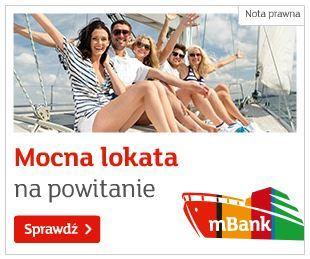 mBank eKonto z lokatą 3,5%