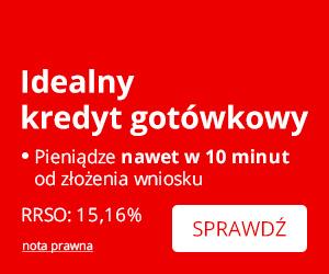 Santander Kredyt gotówkowy idealny