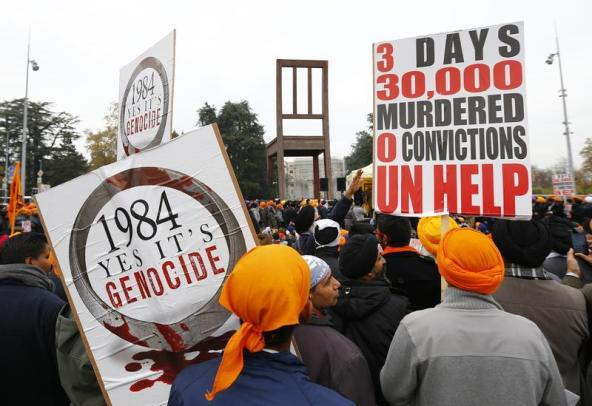 The Long Search for Killers of 1984 Sikh Massacre