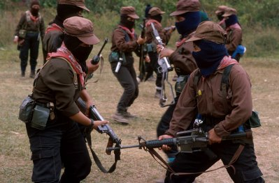 New Era for Mexico's Zapatista Army