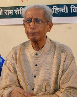 Namvar Singh Defined the Contours of Hindu Literary Culture