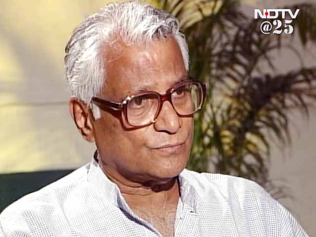 Remembering George Fernandes As He Was, Before He Lost Himself