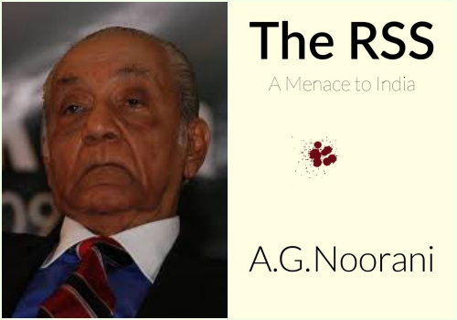 "Book Release:  ""The RSS: A Menace to India"""