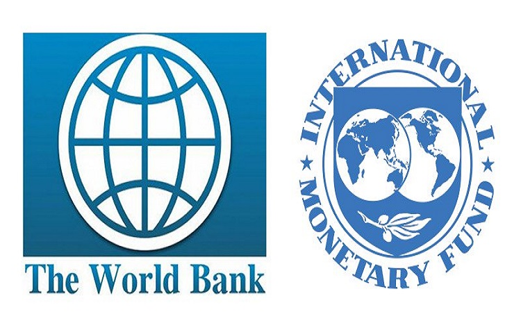 Weaponising the World Bank and IMF